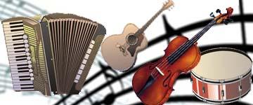 Загадки о музыкальных инструментах