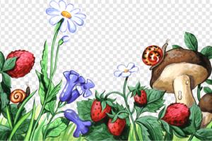 🌱 Загадки про растения